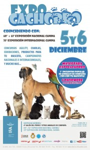 Cartel Expocachorro 2015